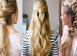 6 Feminine Hairstyle For Long Hair
