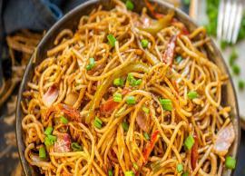 Recipe- Kids Special Veg Hakka Noodles