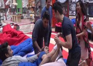 Bigg Boss 11- Housemates Celebrated Haldi Ceremony of Love and Pooja