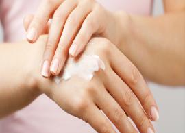 7 Easy To Do Home Remedies To Moisturize The Rough and Damaged Skin of Your Dry Hands