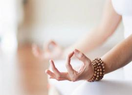 5 Hand Yoga Mudras To Lose Weight