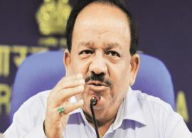 Covid-19 vaccination to start from January, won't be forced on anyone: Harsh Vardhan