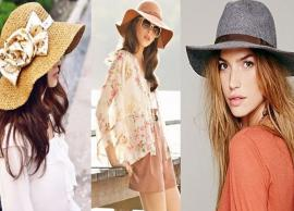 5 Summer Essential Hats That Too Stylish
