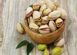 5 Health Benefits of Eating Pistachios