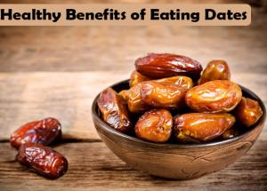Add Dates To Your Diet Routine and See How it Helps You