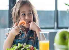 5 Foods For Healthy Growth of Child