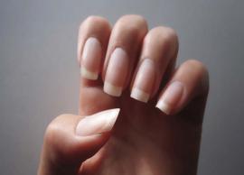 5 Natural Ways To Get Healthy Nails