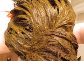 Homemade Henna Hair Packs To Get Rid of Dandruff