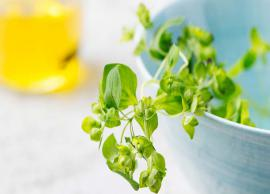 5 Herbs From Kitchen That Work As Home Remedy