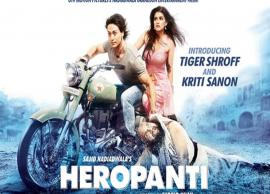 Four years of Heropanti: Tiger Shroff and Kriti Sanon express gratitude on Twitter