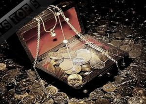 6 Mysterious Hidden Treasures Which Can Make You Billionaire Overnight