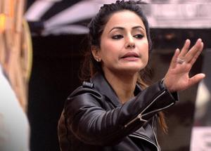 Bigg Boss 11- Hina Khan Sees How Shilpa Shinde Made Fun of Her Emotions