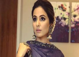 Hina Khan bags 'one of a kind' Indo-Hollywood film 'Country of Blind'