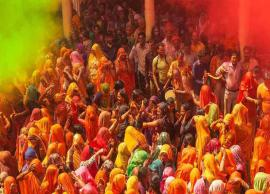 10 Most Beautiful Places To Celebrate Holi in India