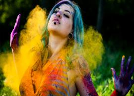10 Tips To Help You Protect Your Skin and Hair From Harmful Holi Colors