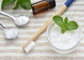 DIY Toothpaste To Strengthen Your Teeth and Gums