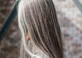 5 Home Remedies To Treat Grey Hair