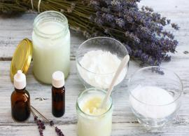 This Summer Try This DIY Deodrant To Stay Fresh