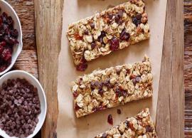 Recipe- Homemade Granola Bars
