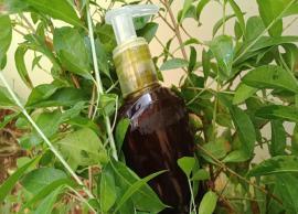 DIY Magical Ayurvedic Oil To Get Great Hair