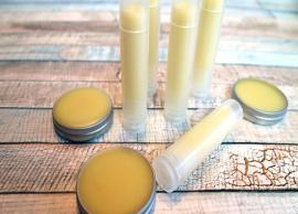 11 DIY Lip Balm You Can Prepare at Home