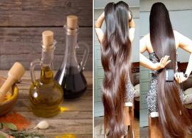 5 Homemade Oils To Get Long Hair