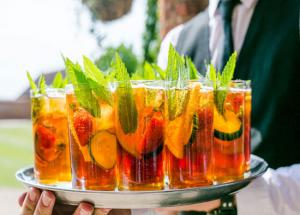 4 Hotels Around The World That Serve Mouthwatering Welcome Drink