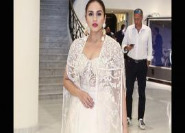 Cannes 2018- Huma Qureshi Debuts at French Riviera in All White-Photo Gallery