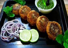 Recipe to Make Hyderabadi Shikampuri Kebabs