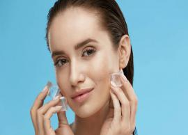 Here is How You Can Do Icing at Home For Skin Care