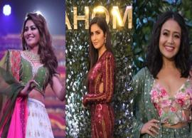 PICS- Bollywood Celebs Performed at The Green Carpet at IIFA Rocks 2019-Photo Gallery