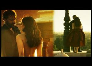 Viral- Ileana Went Topless For a Movie Scene