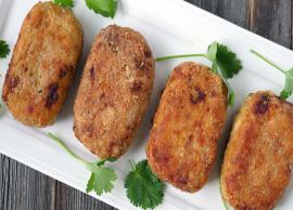 Ramadan 2018- Indian Fish and Potato Croquettes