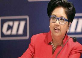 After 12 Years Indra Nooyi Steps Down From CEO of PepsiCo