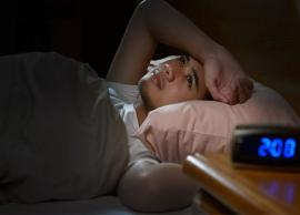 Few Home Remedies That Will Help You Fight Insomnia