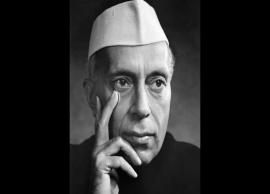 PICS- Some Rare Pics of Jawaharlal Nehru-Photo Gallery