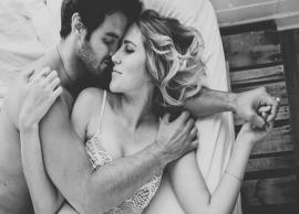 5 Intimacy Positions Using Pillow