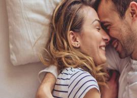 5 Intimacy Positions To Keep You in Control