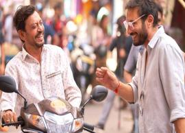 Irrfan Khan's first look from Angrezi Medium out now