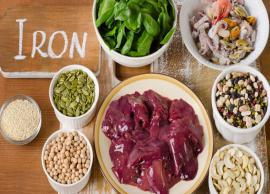 11 Food That are Rich in Iron