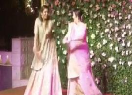 VIDEO- Nita Ambani Dances on Sridevi's Song on Isha Ambani's Engagement Party