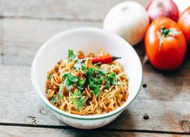 Recipe- Try Italian Maggi For New Taste