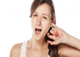 5 Home Remedies To Treat Itchy Ears