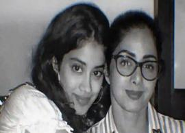 Janhvi Kapoor remembers Sridevi on 57th birth anniversary, says 'I love you mumma'