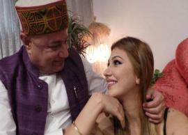 VIDEO- Anup Jalota's girlfriend Jasleen Matharu took a subtle dig at Salman Khan in past