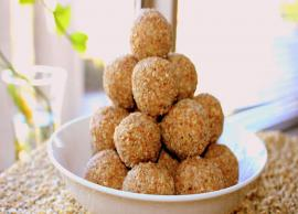 Recipe- Make Your Winters Healthy With Jawas Ladoo