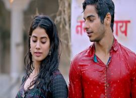 VIDEO- Ishaan Khatter, Janhvi Kapoor beautifully bring out magic of first love in Pehli Baar Song