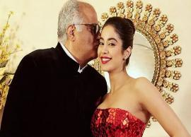 Janhvi Kapoor Has a Special Message To Wish Father Boney Kapoor Birthday