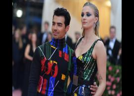Joe Jonas, Sophie Turner walk the Met Gala 2019 red carpet as newlyweds