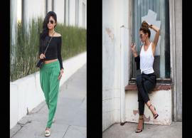 5 Ways To Make Style Statement With Jogger Pants